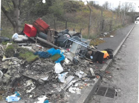 Businessman fined for fly-tipping