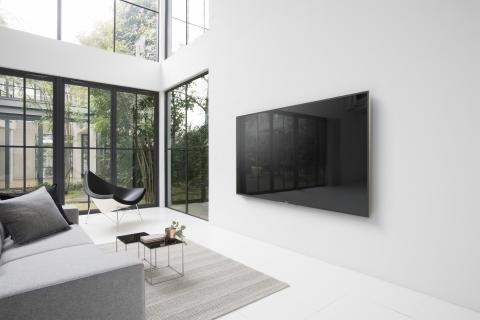 Os novos Sony BRAVIA 4K HDR TV estão a chegar à Europa