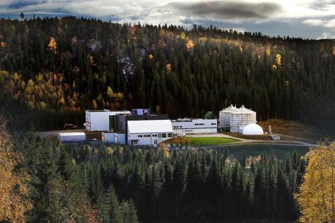 Malmberg Biogas upgrading no. 5 in Norway!
