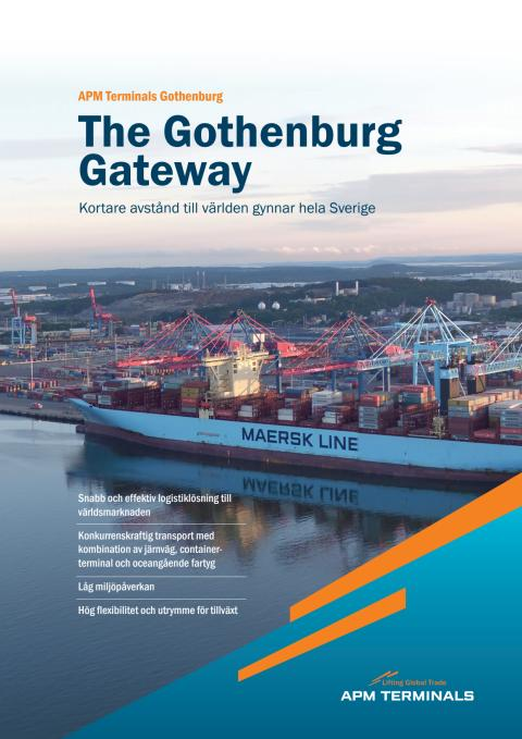 The Gothenburg Gateway rapport svensk text