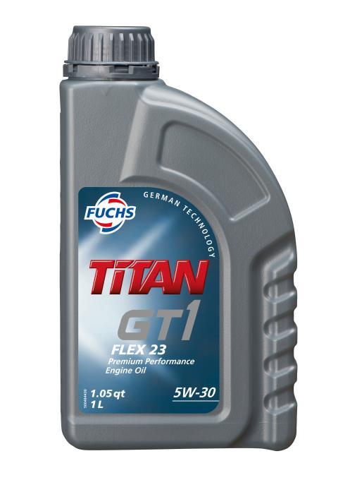 TITAN GT1 FLEX 23 5W-30