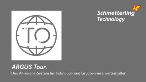 ARGUS Tour: Das neue All-In-One-System für Veranstalter von Individual- und Gruppenreisen