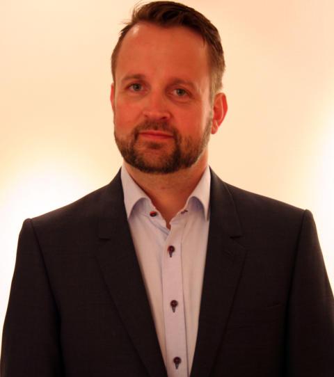 Kjetil Hulbach, Sales Manager EVlink Charging Infrastruture for Electric Vehicle