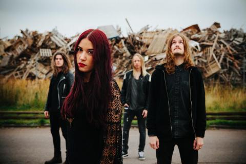 8 artister klara för Metallsvenskan i Örebro