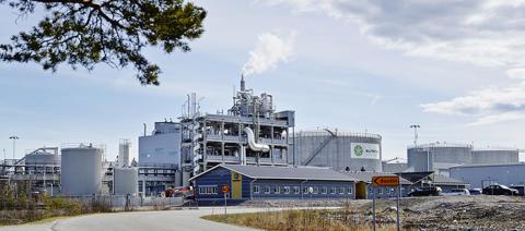 Svebio vill förbättra villkoren för nya bioraffinaderier