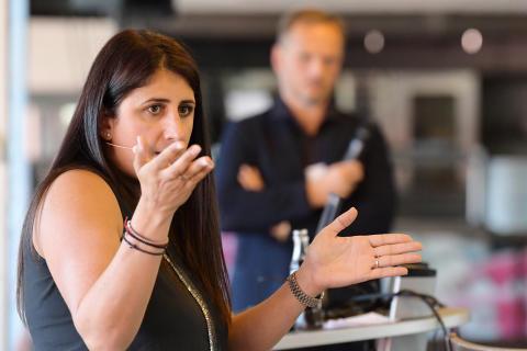 Rola El-Halabi - Mehrfache Boxweltmeisterin