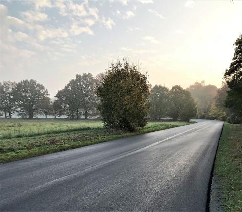 93,4 procent återvinning när Peab Asfalt asfalterar i Lund