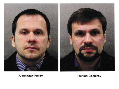 Counter Terrorism Police continue appeal over Salisbury suspects