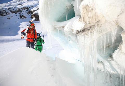 Die neue Outdoor- und Skikollektion Herbst/Winter 2020