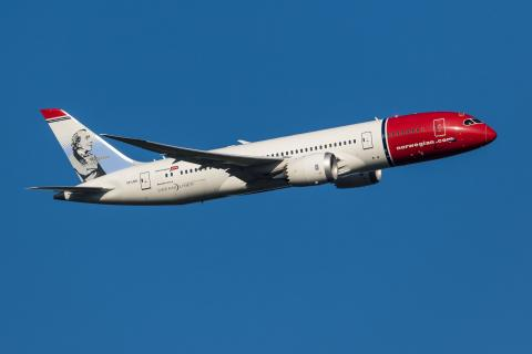 Norwegian to Increase Frequency on U.S.-London Routes