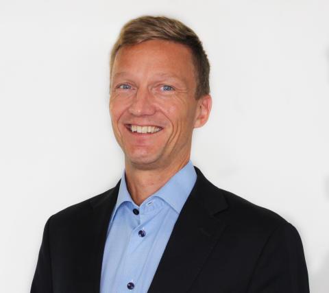 Joel Olthed ny förbundsdirektör på VA SYD