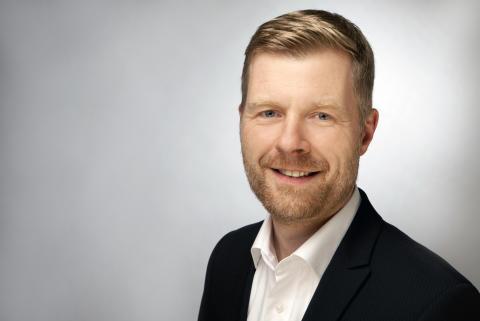 Holger Externbrink, Geschäftsführer des Verlages Siegfried Rohn