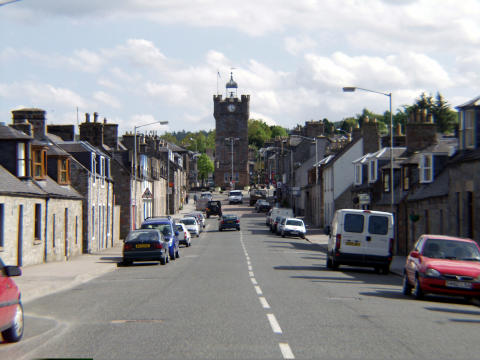 Dufftown community plan presentation