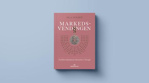 Lanseres i dag: Bok om nyliberalismens historie i Norge