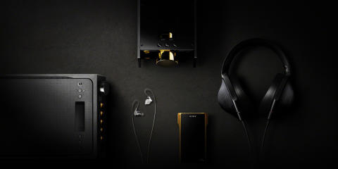 Sony Signature Series voor ultiem Hi-Res Audio luistergenot