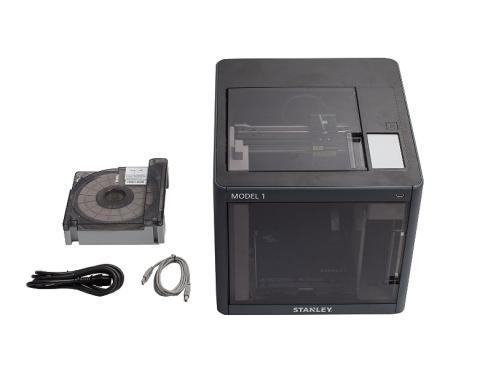 Stanley Black & Decker, Inc. Introduces the  STANLEY® Model 1 3D Printer