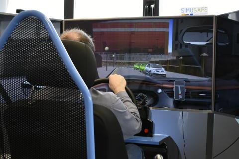 Tester i Västerås för att göra AI-fordon ännu smartare