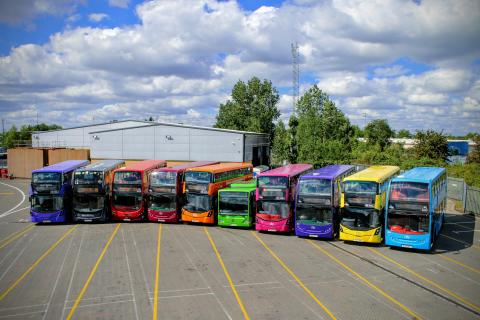 OXFORD BUS COMPANY AND THAMES TRAVEL INCREASE FREQUENCY OF SERVICES TO HELP PEOPLE GO BACK TO SCHOOL