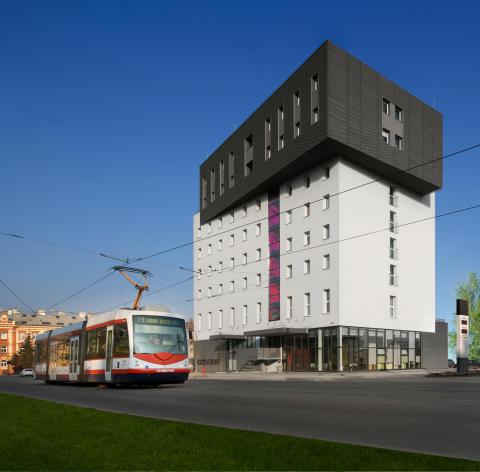Comfort Hotel Olomouc Centre Exterior