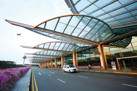 Another record breaking year for Changi Airport
