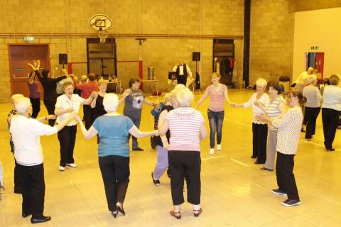The Chancers Community Group Meet Every Wednesday