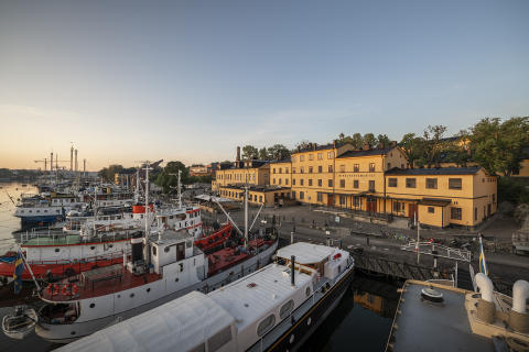 Invigning av Kungl. Konsthögskolans nya plattform: Mindepartementet