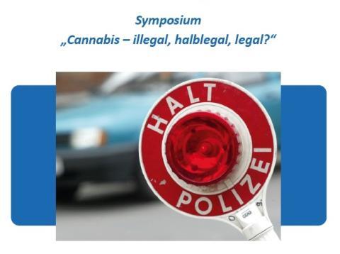 """""""Verkehrssicherheit bei Cannabiskonsum zu wenig berücksichtigt"""""""