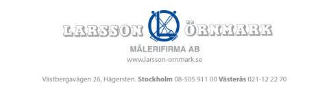 Larsson & Örnmark logga