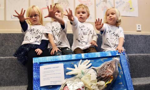 Mjölnartorpets förskola är årets mest hållbara förskola