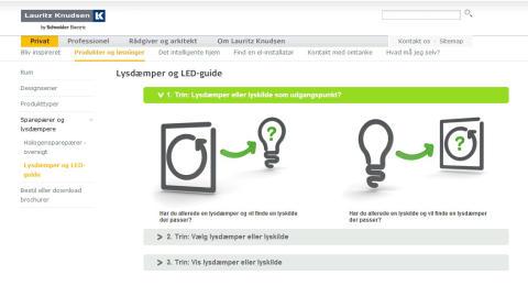 LED-dimmertool