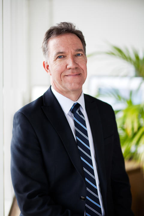 Håkan Rannestig, chef affärsområde Distribution, Öresundskraft