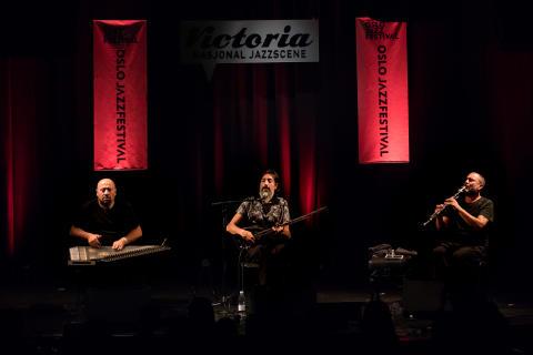 Taksim Trio, Oslo Jazzfestival