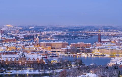 Amazon Web Services buys more land in the Stockholm region