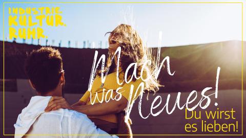 Mach was Neues - du wirst es lieben: Industriekultur-Clip von Ruhr Tourismus mit World Media Festival Award ausgezeichnet