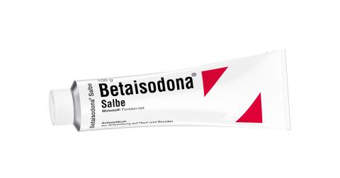 Packungsabbildung Betaisodona Salbe