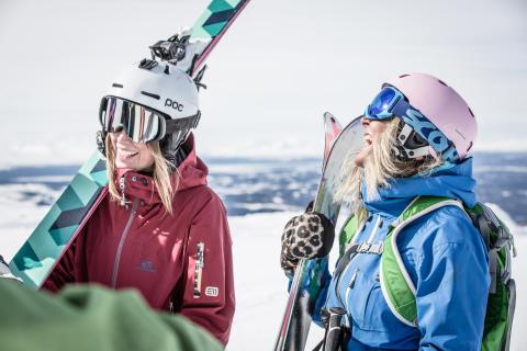 Igår stängde Åre för vintersäsongen. På lördag öppnar skidliftarna igen!