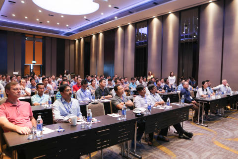 The ATEX and IECEx Seminar 2018 - audience