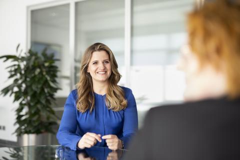 Sylvia Eichelberg Interview Portrait ll