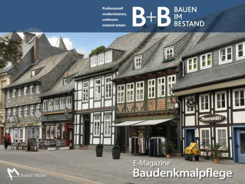 E-Magazine Baudenkmalpflege Tielseite (pdf)