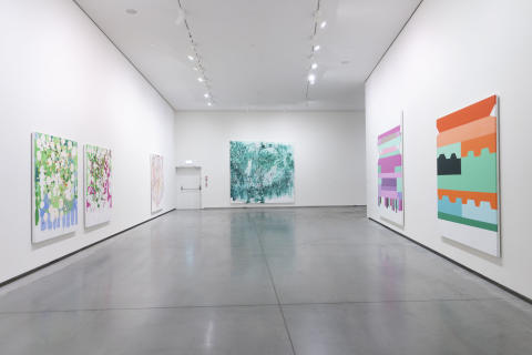Olav Christopher Jenssen – Works from the Astrup Fearnley Collection