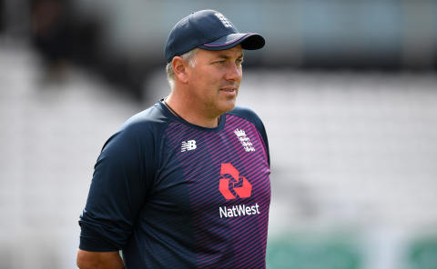 Chris Silverwood appointed England Men's Head Coach