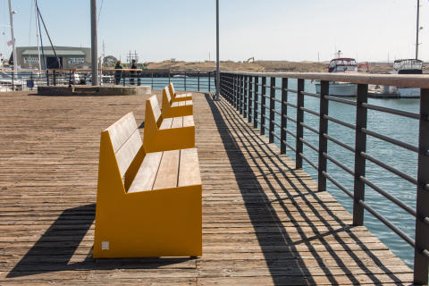 SCANDINAVIAN MODERN OUTDOOR FURNITURE A HIGHLIGHT OF JACK LONDON SQUARE