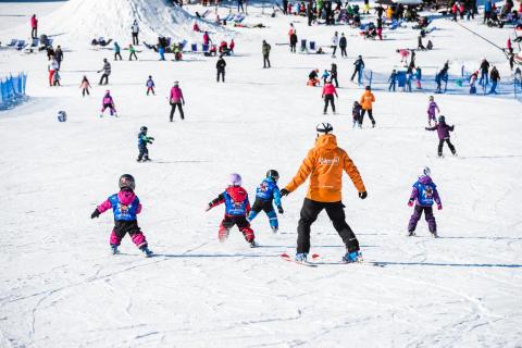 Kläppen Ski Resort ökar igen – nya rekord efter årets säsong!