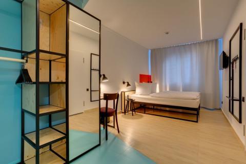 Das klassische Doppelzimmer