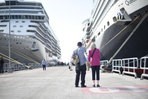 Cruise terminal_Visby
