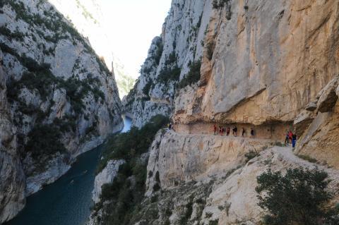 Trekking i Pyreneerna
