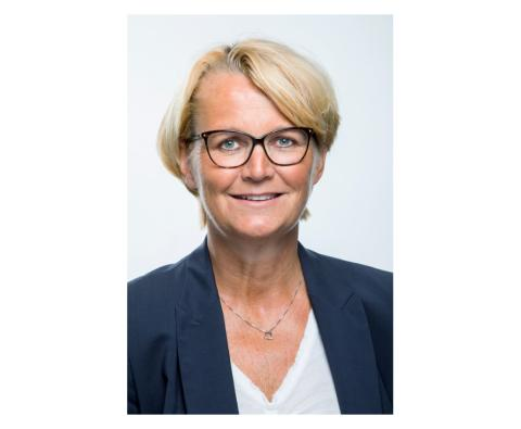 Anette Willumsen, administrerende direktør i Lindorff