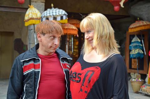Thorsten Wolf zusammen mit Sabine Kühne-Londa
