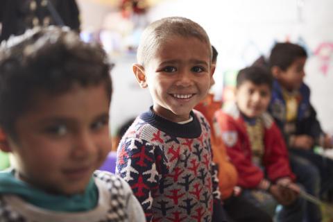 Rädda Barnen inleder samarbete med Polarn O. Pyret- tillsammans ska vi ge fler barn en trygg uppväxt