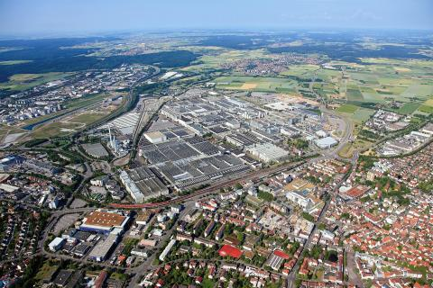 Mercedes-Benz - Sindelfingen, Germany